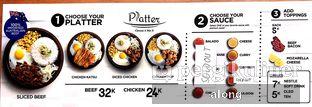 Foto review Platter oleh #alongnyampah  2