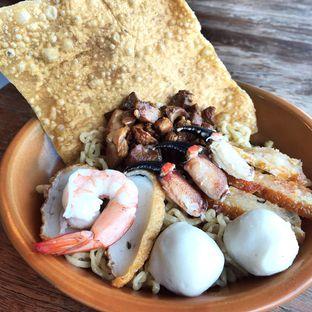 Foto - Makanan(Bakmi Kepiting) di Bakmi Kepiting Pontianak oleh Magdalena Fridawati