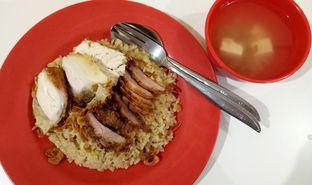 Foto 3 - Makanan(nasi labu) di Nasi Kari Toti oleh maysfood journal.blogspot.com Maygreen