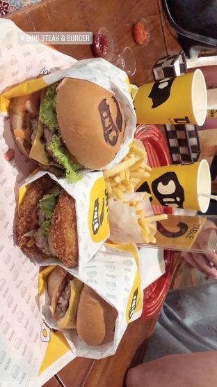 Foto review Dino Steak & Burger oleh Stevie Lokito 1