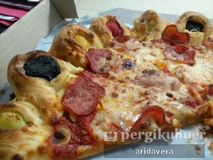 Foto review Pizza Hut oleh Vera Arida 2