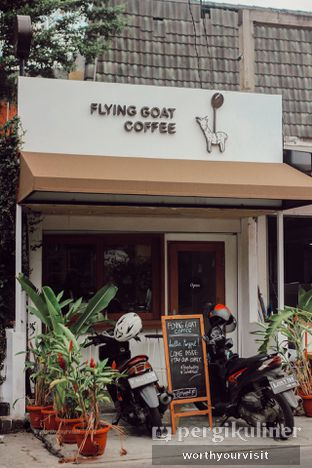 Foto review Flying Goat Coffee oleh Kintan & Revy @worthyourvisit 1