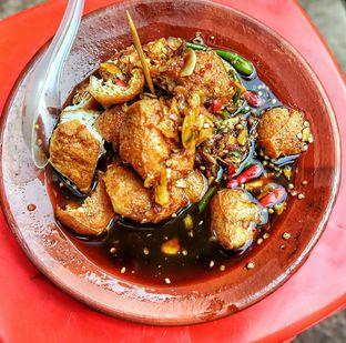 Foto 1 - Makanan di Tahu Gejrot Bang Jack oleh deasy foodie
