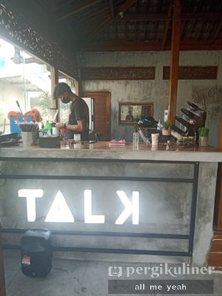 Foto review Talk Kopi oleh Gregorius Bayu Aji Wibisono 7