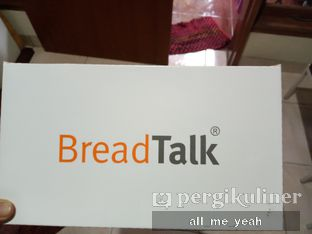 Foto review BreadTalk oleh Gregorius Bayu Aji Wibisono 4