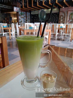 Foto 2 - Makanan(Iced Green Tea Frappucino) di Pawon Pitoe Cafe oleh Iin Puspasari