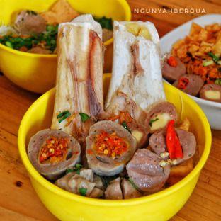 Foto 1 - Makanan di Bakso 2 Nyonya oleh ngunyah berdua