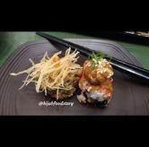 Foto Spicy Karaage Curry Roll di Kimukatsu