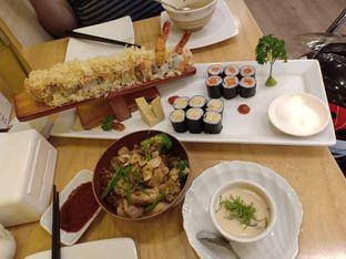 Foto 1 - Makanan di Umamya Sushi oleh Charlie Yang