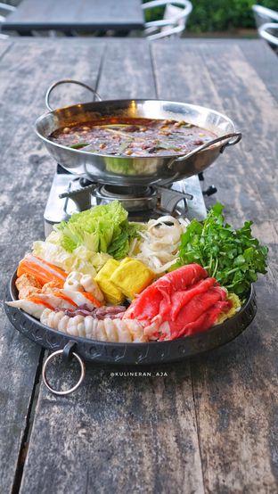 Foto 1 - Makanan di Golden Monkey HotPot & BBQ Mongolian oleh @kulineran_aja