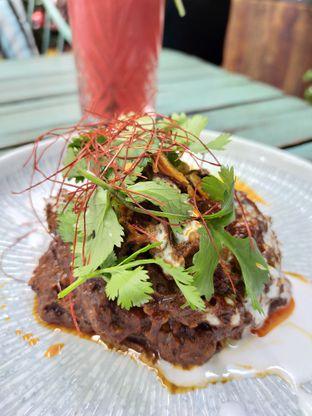 Foto 2 - Makanan(Wagyu rendang) di The Garden oleh Komentator Isenk