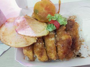 Foto 1 - Makanan(Teriyaki Chicken Schnitzel) di De Mandailing Cafe N Eatery oleh Kezia Kevina