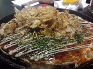 Foto 3 - Makanan(Okonomiyaki Pork) di Torigen oleh @stelmaris
