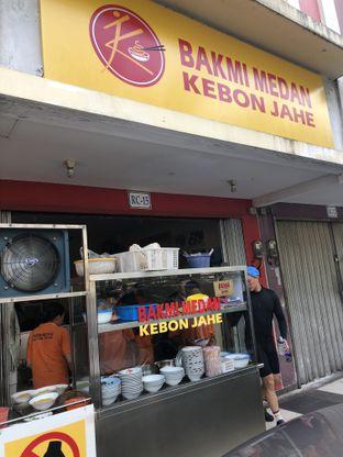 Foto 2 - Eksterior di Bakmi Medan Kebon Jahe oleh Alexander Michael