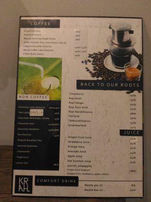 Foto 4 - Menu di KRAH Coffee & Cuisine oleh Saya Laper