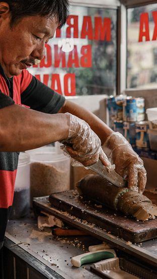 Foto 5 - Makanan di Martabak Bangka David oleh deasy foodie