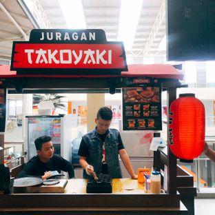 Foto 4 - Eksterior di Juragan Takoyaki oleh Della Ayu