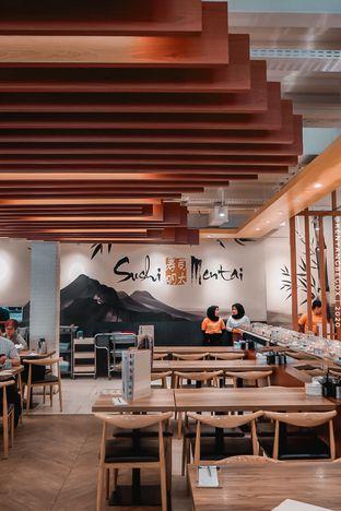 Foto 5 - Interior di Sushi Mentai oleh vionna novani