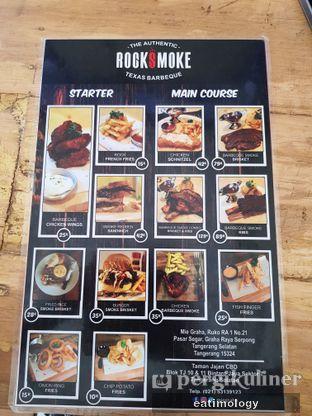 Foto 4 - Menu di The Authentic Rocksmoke Texas Barbeque oleh EATIMOLOGY Rafika & Alfin