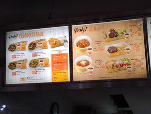 Foto 4 - Makanan(Menu) di Doner Kebab oleh Kezia Kevina