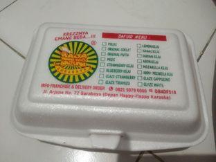 Foto 1 - Makanan di Raja Pisang Keju Arjuna oleh Ratu As-Sakinah