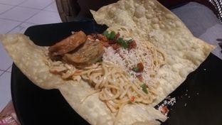 Foto 2 - Makanan(Cwie Mie Tacos (IDR 38,5k) ) di Hot Cwie Mie Malang oleh Renodaneswara @caesarinodswr