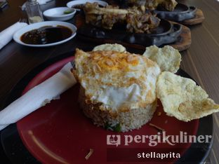 Foto 3 - Makanan(Nasi Goreng Kencur) di Kambing Bakar Cairo oleh Stella Prita Anugeraheni
