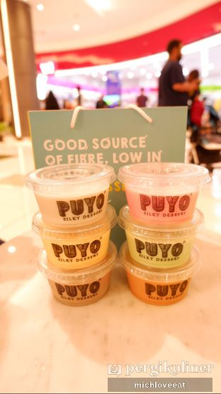 Foto 1 - Makanan di Puyo Silky Desserts oleh Mich Love Eat