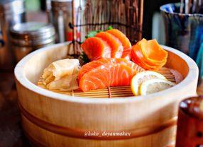 6 Sashimi di Jakarta yang Wajib Banget Kamu Coba