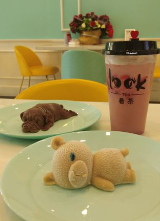 Foto review Look Tea oleh Devi Renat 1