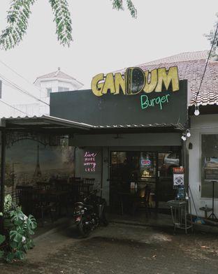 Foto review Gandum Burger oleh Della Ayu 3