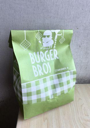 Foto review Bros Burger oleh Prido ZH 2