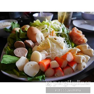 Foto 1 - Makanan(Paket Sukiyaki 2) di Sukiboys oleh Yummy Eats