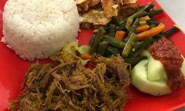 Nasi Empal Pengampon