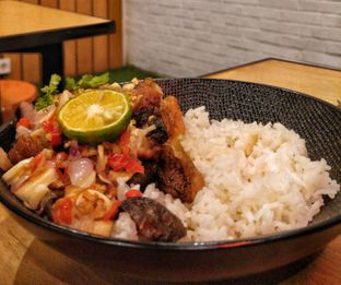 Foto 1 - Makanan di BC's Cone oleh irena christie
