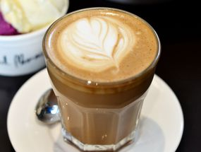 Foto Kickass Coffee Works & Hubble Scoop Creamery