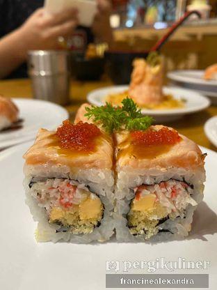 Foto review Tom Sushi oleh Francine Alexandra 7