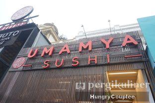 Foto 5 - Eksterior di Umamya Sushi oleh Hungry Couplee
