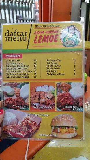 Foto 5 - Menu di Ayam Goreng Lemoe oleh Stefy Tan