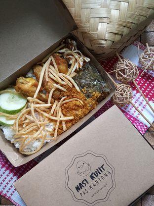 Foto 4 - Makanan di Nasi Kulit Pas Kantong oleh Stallone Tjia (Instagram: @Stallonation)
