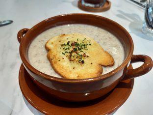 Foto 2 - Makanan(Mushrom Soup) di Komune Cafe oleh Komentator Isenk