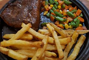Foto Gorilla Steak & Fries