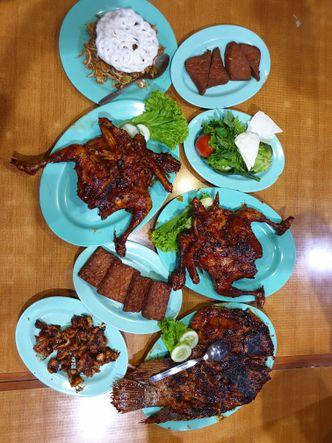 Foto Makanan di Pondok Ayam Kabita