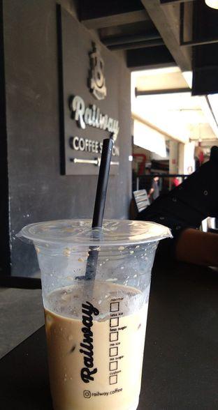 Foto review Railway Coffee Station oleh Frisma Fn 1