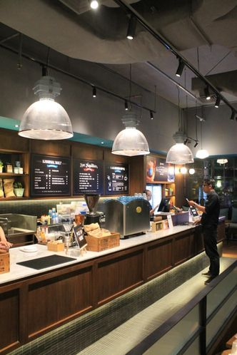 Foto Interior di The People's Cafe