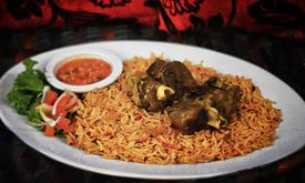 Ali Baba Middle East Resto & Grill