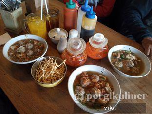 Foto 2 - Makanan di Bakso So'un & Mie Ayam Lodaya oleh raafika nurf