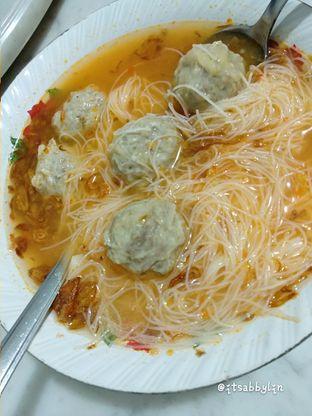 Foto 3 - Makanan di Bakso Pak Diran oleh abigail lin