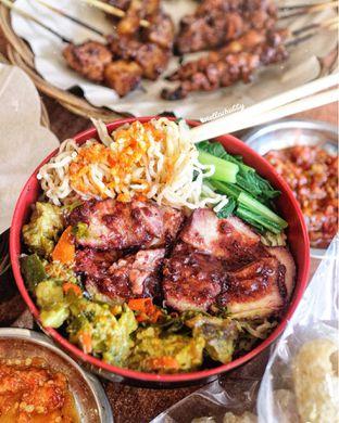 Foto 2 - Makanan(Bakmi babi ) di Warung Porki oleh Stellachubby
