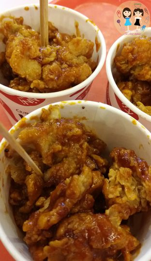 Foto 2 - Makanan di Holdak Crispy Chicken oleh Jenny (@cici.adek.kuliner)